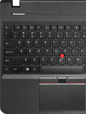 Lenovo ThinkPad Edge E550: SPEED. CLARITY. STORAGE. GRAPHICS. PORTS OF ALL SORTS. AND SO THIN!