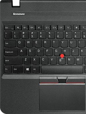 Lenovo ThinkPad Edge E550: SPEED. CLARITY. STORAGE. GRAPHICS. PORTS OF ALL SORTS. AND SO THIN!