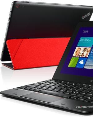 Lenovo ThinkPad 10: BUSINESS-READY TABLET