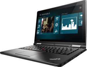 "Lenovo ThinkPad S1 Yoga: 12.5"" MULTIMODE BUSINESS ULTRABOOK"