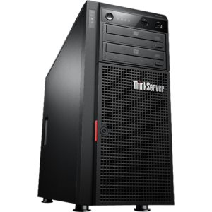 Lenovo ThinkServer TD340 Tower Server: Performance-packed. Enterprise reliability.