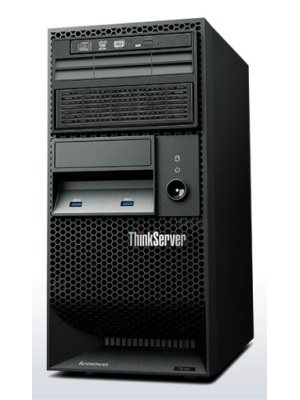 Lenovo ThinkServer TS140: Powerful and Reliable.