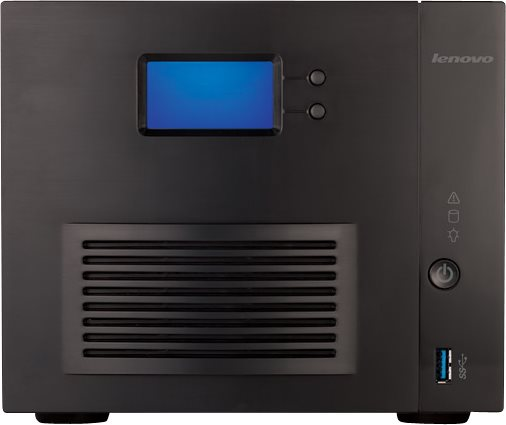 Lenovo Iomega ix4-300d Diskless NAS