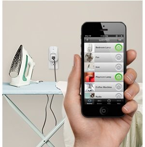 Belkin WeMo Switch: Turn Electronics On or Off from Anywhere