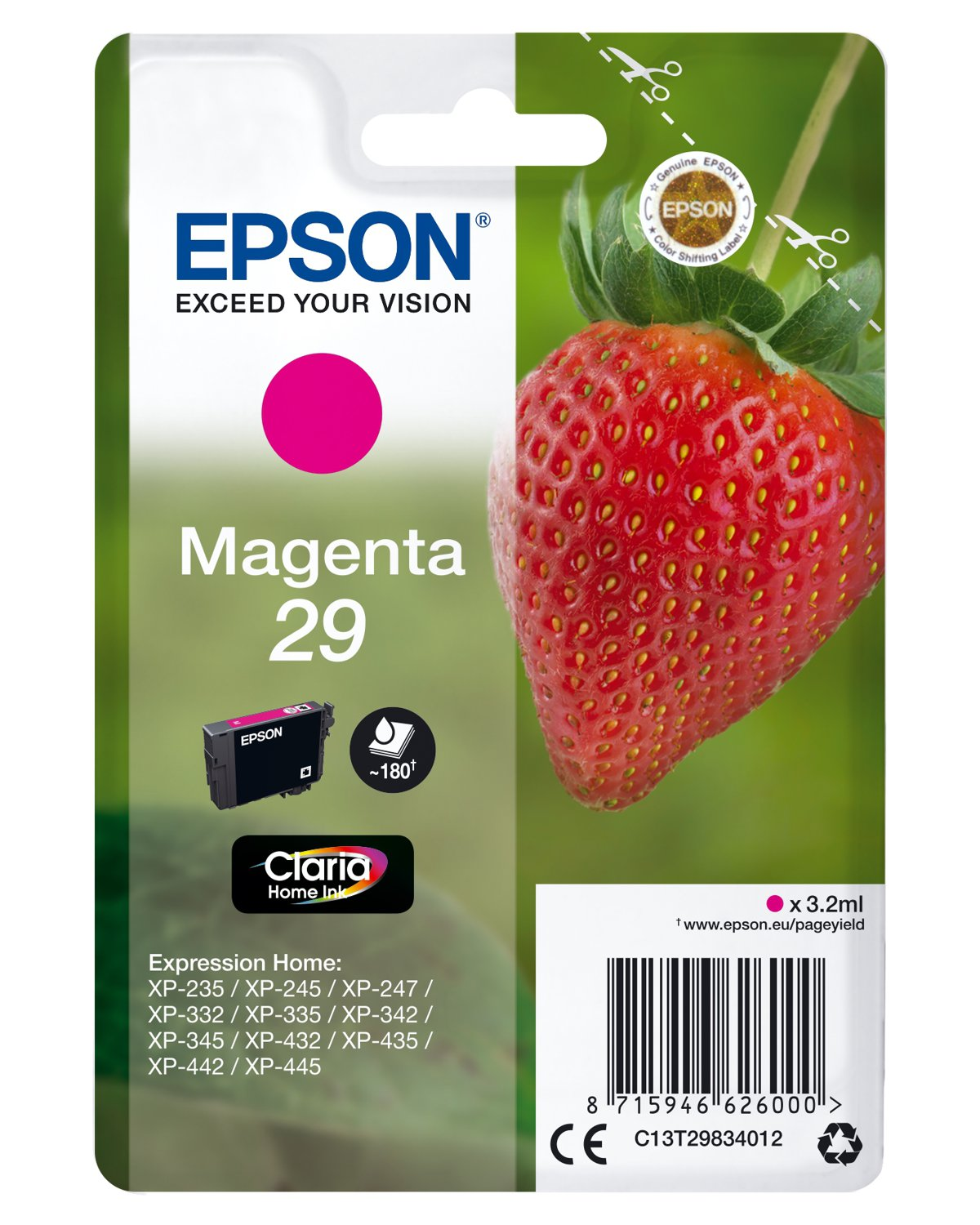 Find Every Shop In The World Selling Corio Ink Ml At Hp 81 680 Black Designjet Dye Cartridge Original Epson 29 32 Magenta Blister For Expression Home Xp 235 24