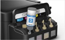 Integrierte Tintentanks mit hoher Kapazität