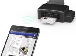 EcoTank - Wi-Fi und mobiles drucken