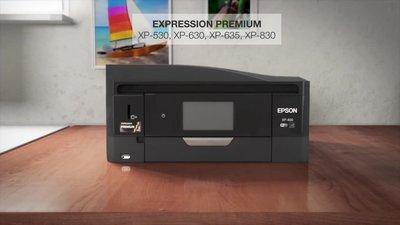 Expression Premium XP-635