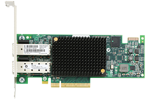 HPE StoreFabric SN1100E 16Gb Dual Port Fibre Channel Host Bus Adapter