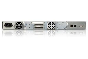 HPE StoreEver 1/8 G2 LTO-6 Ultrium 6250 SAS Tape Autoloader