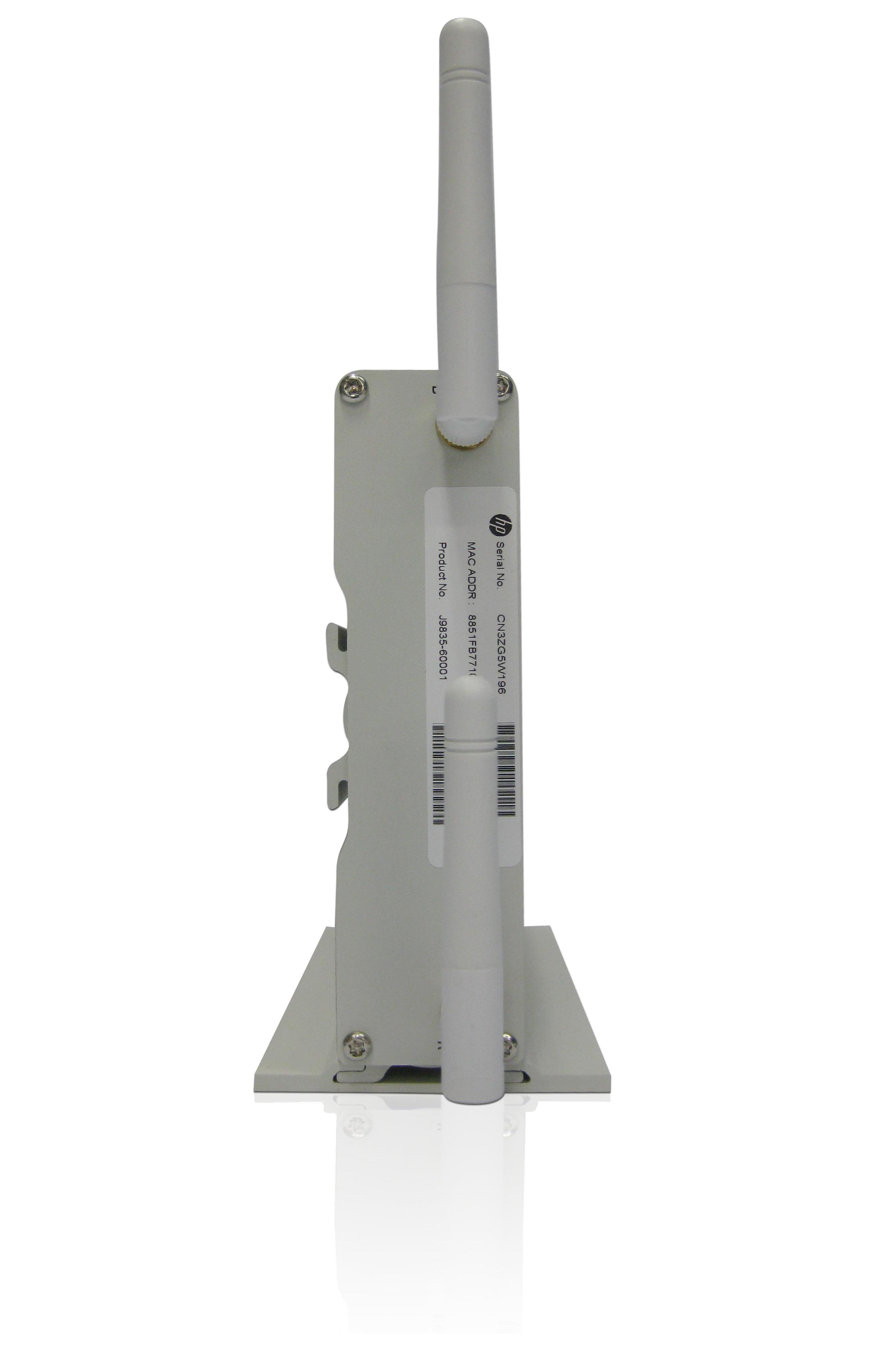 HPE 501 IEEE 802 11ac 1 27 Gbit/s Wireless Bridge