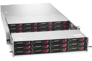 HPE StoreEasy 1650 32TB SAS Storage