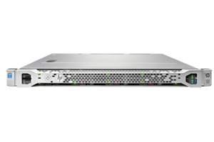 HPE ProLiant DL160 Gen9 E5-2603v3 1P 8GB-R B140i 4LFF 550W PS Entry Server