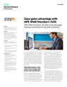 Zayo gains advantage with 3PAR StoreServ 7450 all-flash array