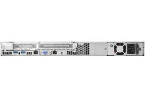Serveur PS HPE ProLiant DL20 Gen9 G4560 8 Go-U de RAM, 2 lecteurs à petit facteur de forme non enfichables à chaud, 290 W, entrée de gamme