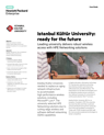 Istanbul Kultur University delivers robust wireless access with HPE Networking solutions