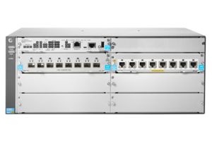 Aruba 5406R 8-port 1/2.5/5/10GBASE-T PoE+ / 8-port SFP+ (No PSU) v3 zl2 Switch