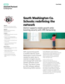 South Washington County Schools: redefining the network with HPE and SDN