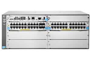 HP 5406R-44G-PoE+/4SFP (No PSU) v2 zl2 Switch