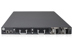 HPE FlexFabric 5900CP 48XG 4QSFP+ TAA-compliant Switch