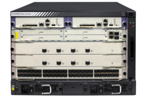 HPE FlexNetwork HSR6804 Router Chassis