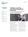 Telefónica: connecting Latin America through HPE Networking