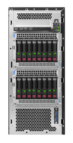 Memory, HDD and I/O Expansion for Growing Business Needs