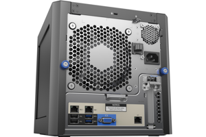 HPE ProLiant MicroServer Gen8 E3-1220v2 8GB-U B120i LFF 4x1TB Server/S-Buy