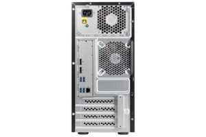 Serveur d'entrée de gamme HPE ProLiant ML10 Gen9 G4400, 4 Go de RAM, non enfichable à chaud, 4 lecteurs SATA à grand facteur de forme, 300 W