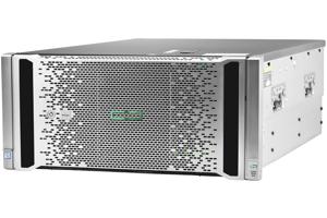 HPE ProLiant ML350 Gen9 2xE5-2630v3 2P 32GB-R P440ar 8SFF 2x800W PS ES Rack Server