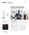 Protect your business on HPE ProLiant MicroServer Gen10 with ClearOS for network protection solution brief