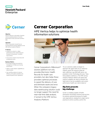 Cerner optimizes health information solutions with help from HPE Vertica