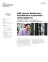 MBX Systems doubles new business for its custom-built server appliances