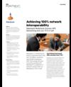 Rabobank achieves 100% network interoperability