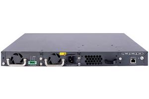 HPE FlexFabric 5800 24G SFP TAA-compliant 1-slot Switch