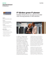 Infrastructure-as-a-Service provider, IT Gården, roots thriving business in HPE networking solutions