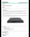 HPE FlexFabric 5920 Switch Series