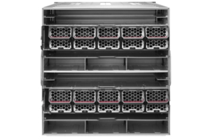 HPE Synergy 12000 Frame with 1x Frame Link Module 2x Power Supplies 10x Fans