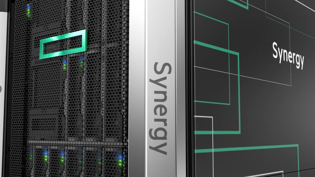 HPE Synergy 480 G10 Server - 2 x Xeon Gold 6248