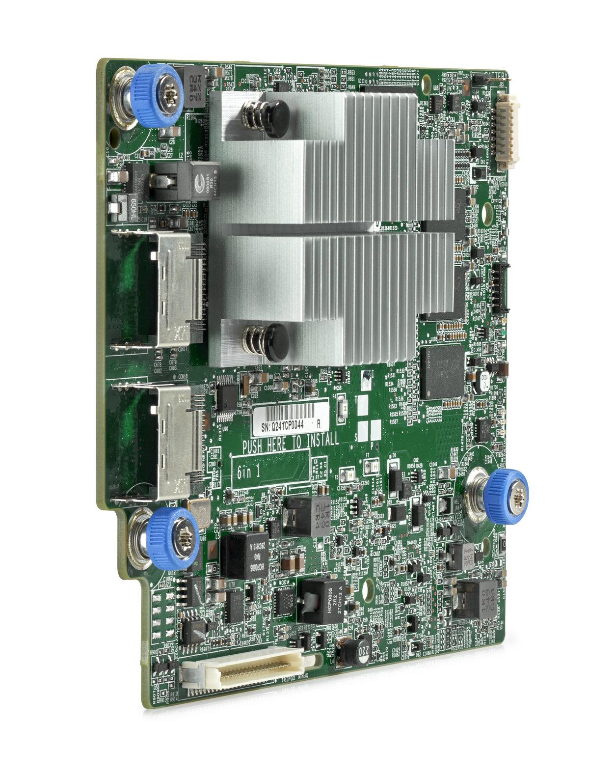 Hewlett Packard Enterprise Smart Array P440ar/2GB with FBWC - Storage  controller (RAID) - 26 Channel - SATA 6Gb/s / SAS 12Gb/s - 12 Gbit/s - RAID  0,