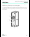 HPE Modular Power Distribution Units (Zero-U-1U Modular PDUs)