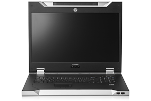 HPE LCD8500 1U US Rackmount Console Kit