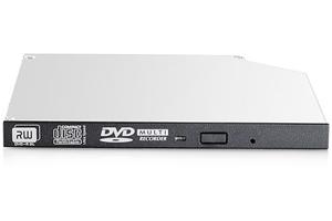HPE 9.5mm SATA DVD-RW JackBlack Optical Drive