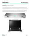 HPE LCD8500 Console Kit