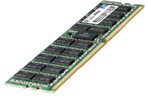 HPE 16GB (1x16GB) Dual Rank x4 PC3L-10600R (DDR3-1333) Registered CAS-9 LV Memory Kit