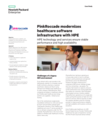 PinkRoccade modernizes healthcare software infrastructure with HPE