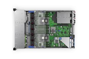 Serveur PS/TV HPE ProLiant DL380 Gen10 4110, monoprocesseur, 16 Go de RAM P408i-a 8 lecteurs faible encombrement, 500 W