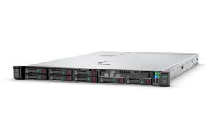 Serveur/TV HPE ProLiant DL360 Gen10 P408i 4110, 85W, monoprocesseur,16Go de RAM, 8 lecteurs1x500W faible encombrement