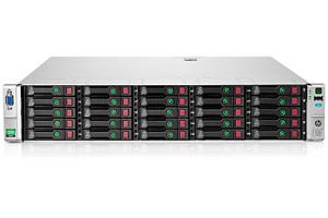 HPE ProLiant DL385p Gen8 6348 1P 8GB-R P420i/1GB FBWC 25 SFF 2x750W RPS Svr/S-Buy