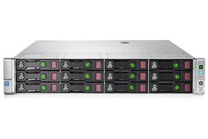HPE ProLiant DL380 Gen9 E5-2620v3 2.4GHz 6-core 1P 16GB-R P840/4GB 12LFF 2x800W PS Base Server